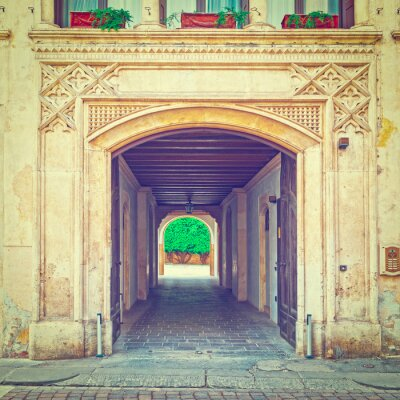 Nálepka Brána