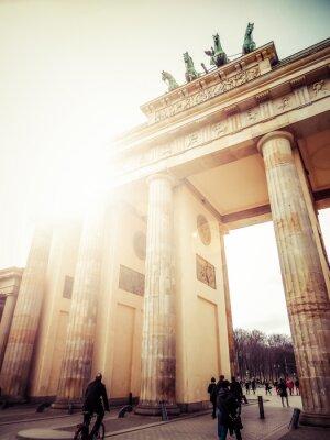 Nálepka Brandenburger Tor, Berlín