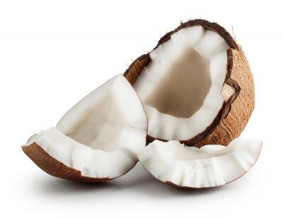 Nálepka Broken syrový zralé kokosové