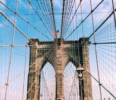 Nálepka Brooklynský most