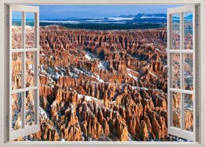Nálepka Bryce Canyon