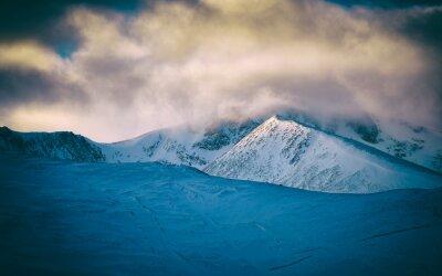 Nálepka Cairngorms Skotská oblast Highlands