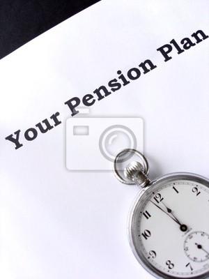 čas krátí o důchod