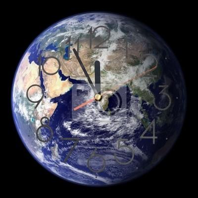 Čas ubíhá Goddard Space Flight Center Credit NASA