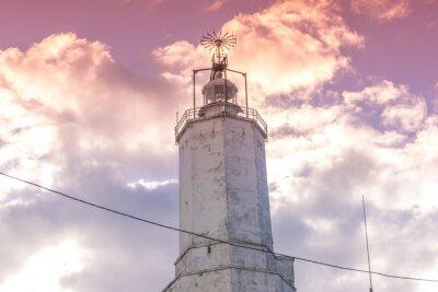 Nálepka Červený filtr Light House