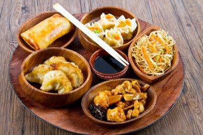 Nálepka cibo cinese