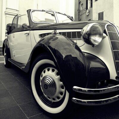 Nálepka Classic auto