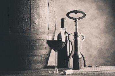 Nálepka dobré víno