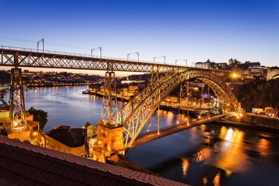 Nálepka Dom Luis Bridge