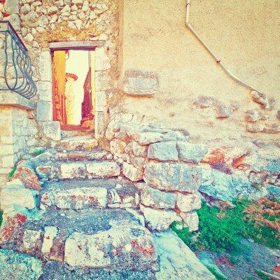 Nálepka Door in the Wall