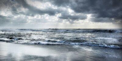 Nálepka Drsné moře