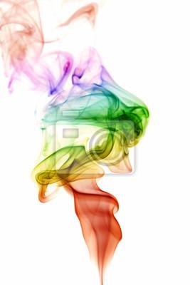 Duha kouře