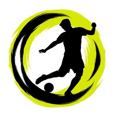Nálepka Fotbal - Fotbal - 196