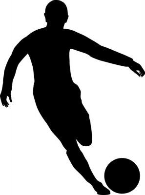 Nálepka fotbalista