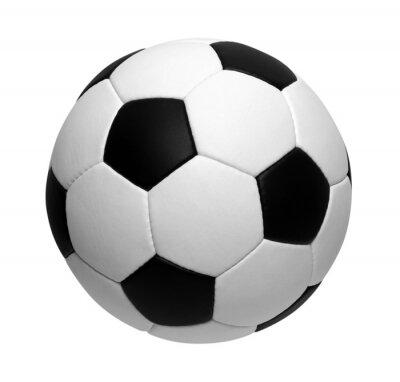 Nálepka fotbalový míč