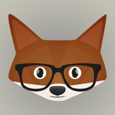 Nálepka Fox avatar