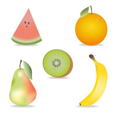 Nálepka Fruit Collection