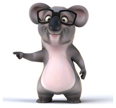 Nálepka Fun koala