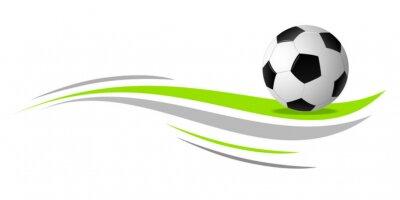 Nálepka fussball - soccer - 147