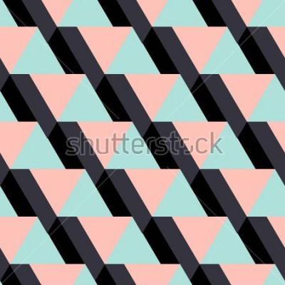 Nálepka Geometrický vzor
