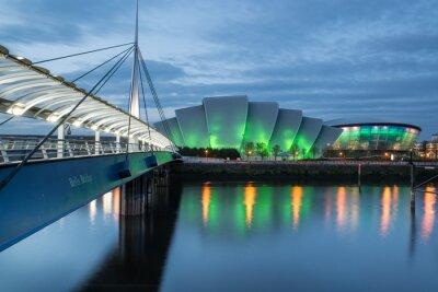 Nálepka Glasgow