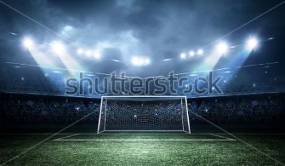 Nálepka Goal post