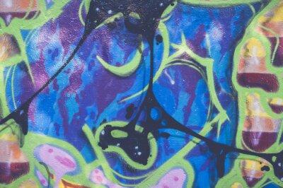 Nálepka Graffiti abstrait