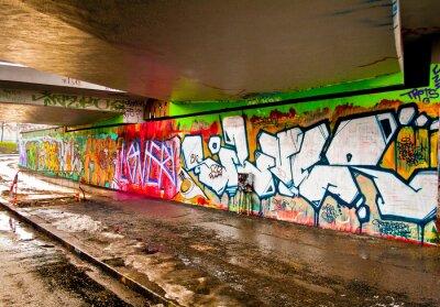 Nálepka Graffiti Wall