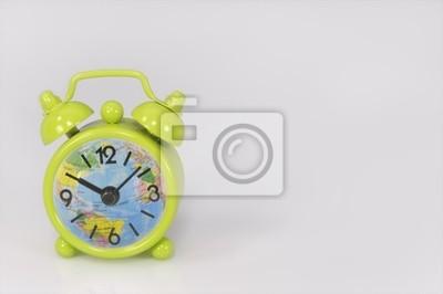 Green hodiny a země, čas vypršel pro životní prostředí
