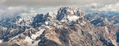 Nálepka horské dolomity
