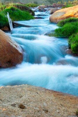 Nálepka Horský potok