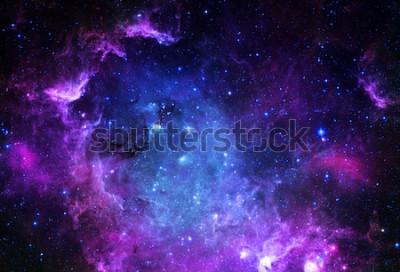 Nálepka Hvězdné pole - prvky tohoto obrázku zařízený NASA