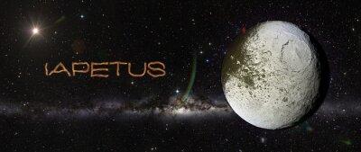 Nálepka Iapetus v outerspace.