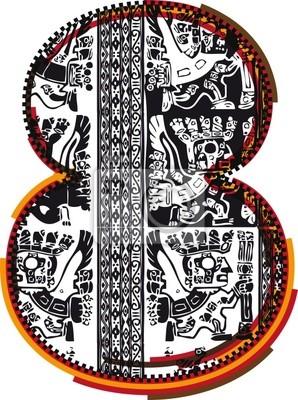 Inca `s písmo