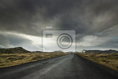 Islandská silniční