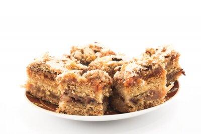 Nálepka jablečný koláč