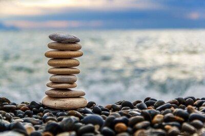 Nálepka Kameny Balance