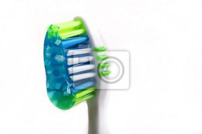 Nálepka Kartáček na zuby