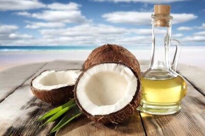 Nálepka kokosy