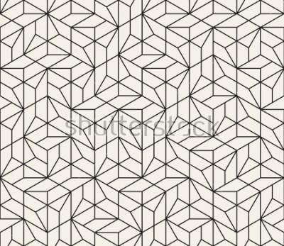 Nálepka Kreditní karty. Moderní stylová abstraktní textury. Opakování geometrických dlaždic z pruhovaných prvků