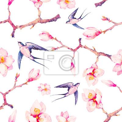 Květy tapety design