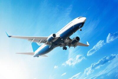 Nálepka Letadlo