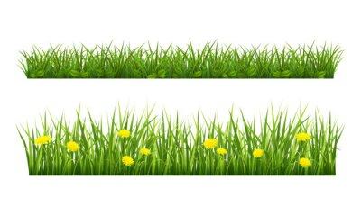 Nálepka Letní tráva