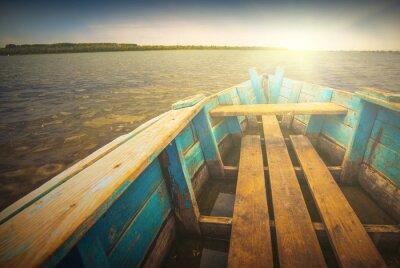 Nálepka Lodě na river_5