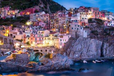Nálepka Manorola Itálie