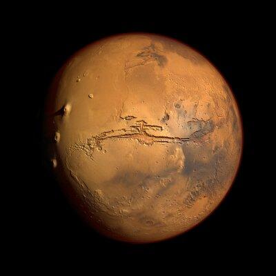 Nálepka Mars