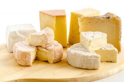 Nálepka Mezinárodní sýrové speciality