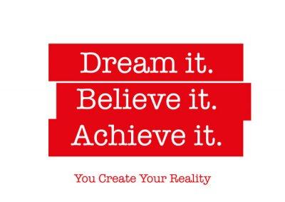 Nálepka Motivační Citace To bude inspirovat, abyste byli úspěšní. Slova, která inspirují své srdce, motivovat své mysli v životě, vytváří úspěch, dosažení vašich cílů, a překonat svůj strach.