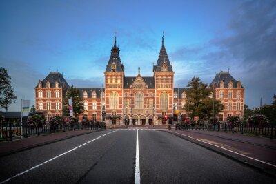 Nálepka National Museum Amsterdam
