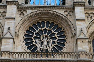 Nálepka Notre Dame
